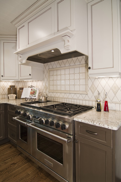 Recent Projects traditional-kitchen