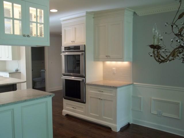 Recent transformations modern-kitchen