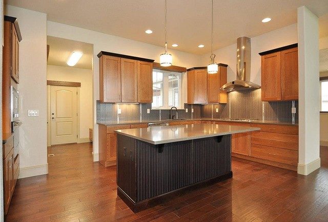 Recent Work by Wyoming Building Supply traditional-kitchen