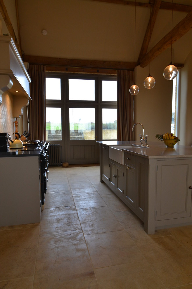 Recent work - Farmhouse - Kitchen - Oxfordshire - by Hunt ...
