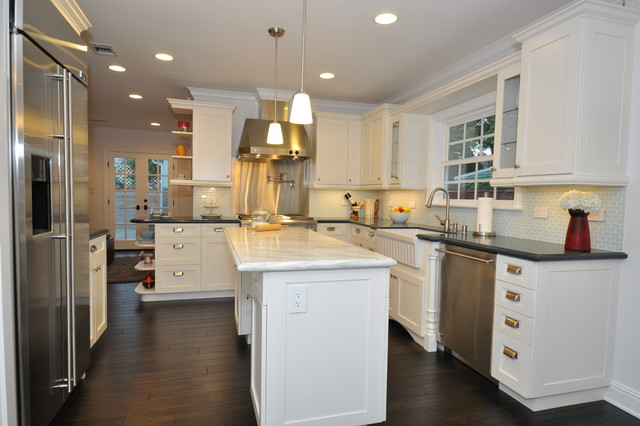 Recently Completed Project traditional-kitchen