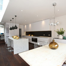 recently renovated property in Chiswick