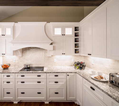 Quartz Countertops White Kitchen Cabinets Design Ideas