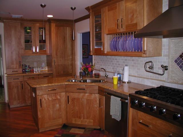 ... - Kitchen - other metro - by David Leiz Custom Woodworking, Inc