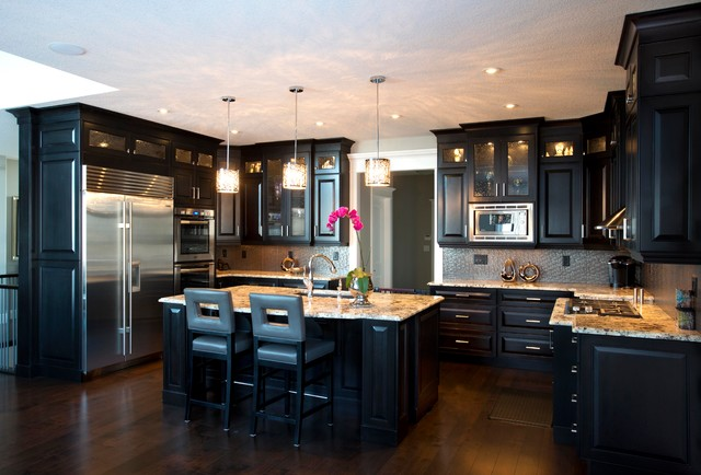 kitchen cabinets red deer deer house transitional kitchen other metro by 21079