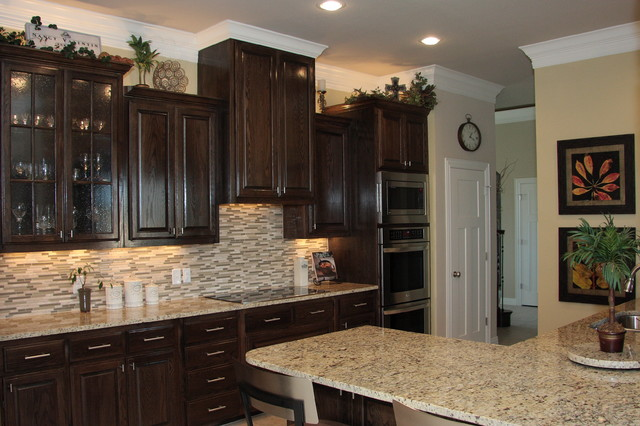 ... Kitchen Cabinets Ideas Red Oak Cabinets Kitchen : Red Oak Cabinets  Kitchen ... Nice Design