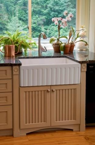 Red Range Kitchen eclectic-kitchen