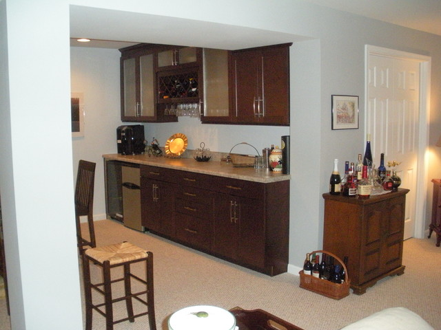 organize a small kitchen redesigned basement level traditional kitchen 3776