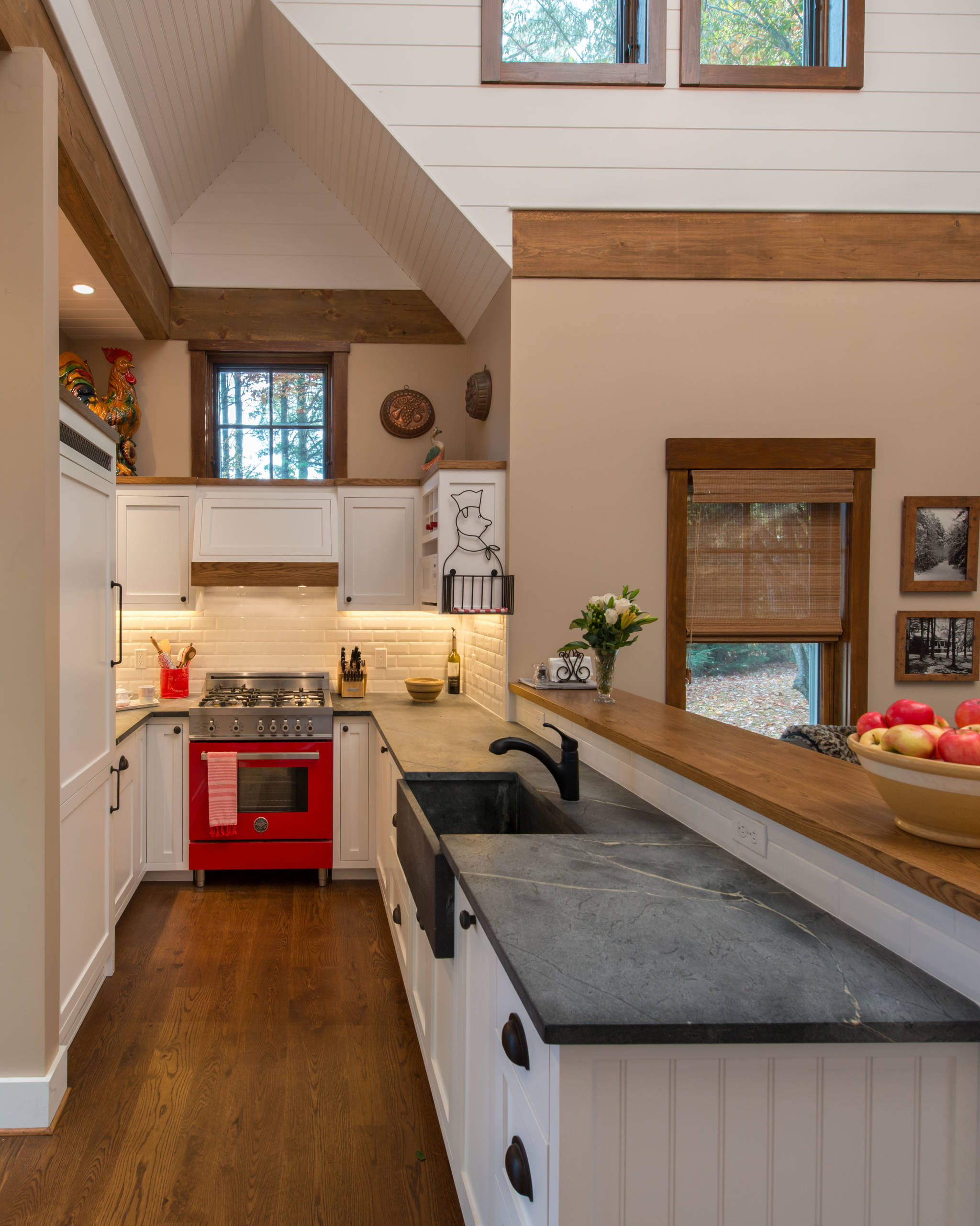 75 Beautiful Small Open Concept Kitchen Pictures Ideas March 2021 Houzz