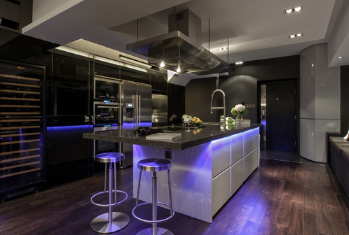Modern wall lights interior - The 21 Coolest Things To Do With A Kitchen Photos Huffpost