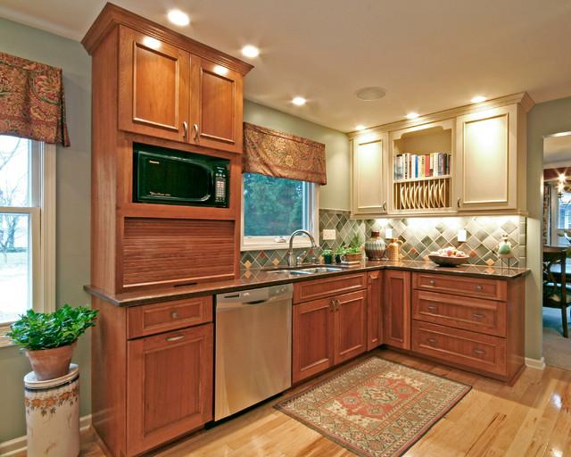 ... Kitchen - Traditional - Kitchen - Milwaukee - by Blue Hot Design