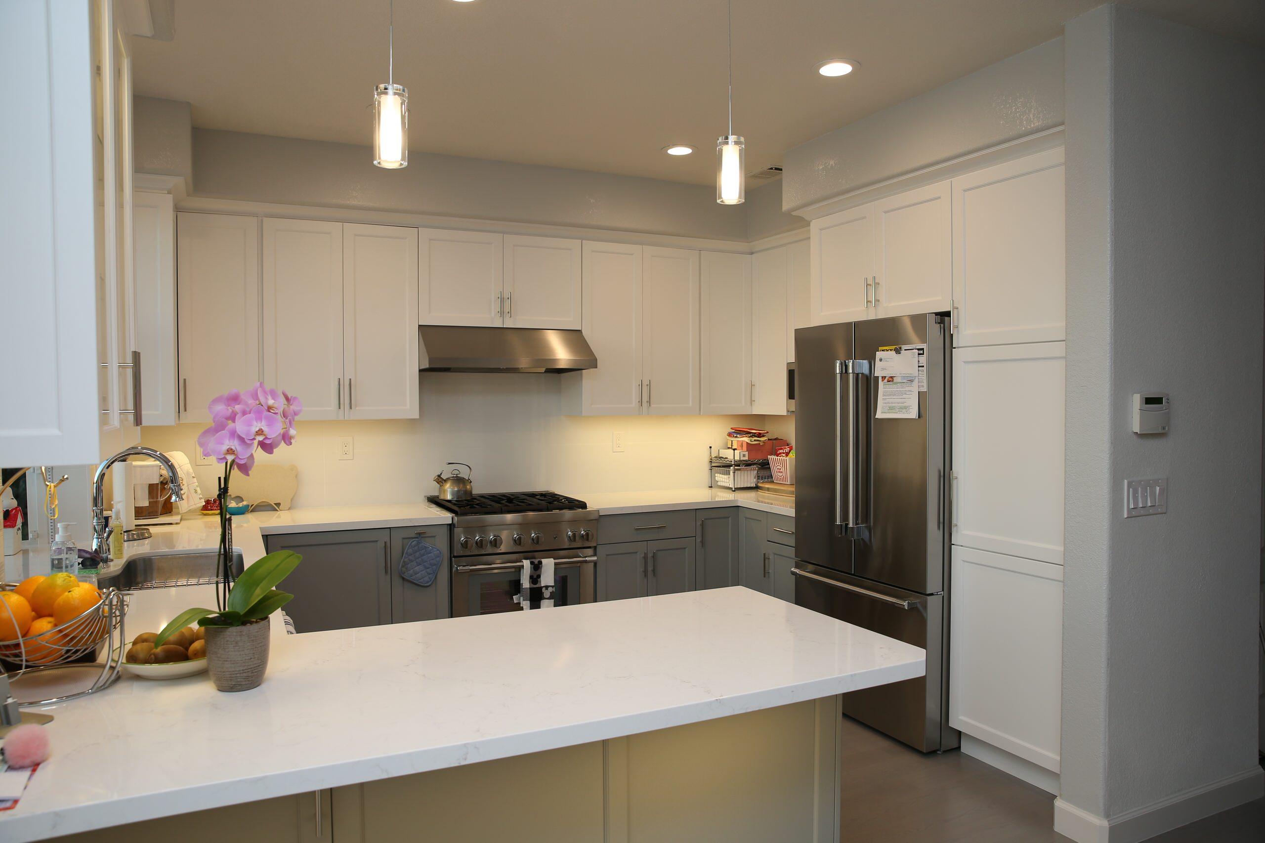 Redwood Shores kitchen