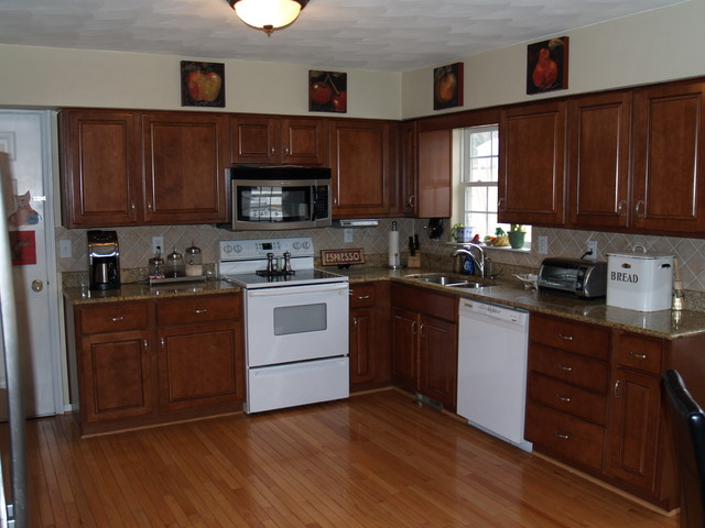Refacing 2 - Traditional - Kitchen - Other - by Kitchen ...