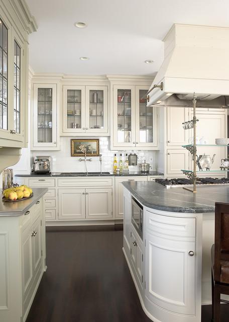Refined Kitchen traditional-kitchen