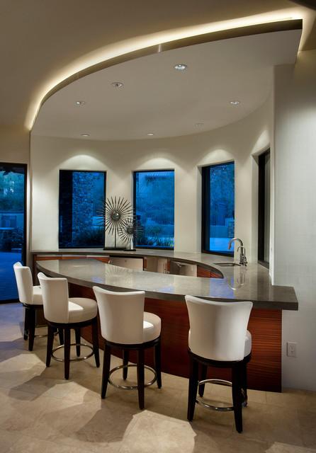 Refined Luxury - Scottsdale contemporary-kitchen