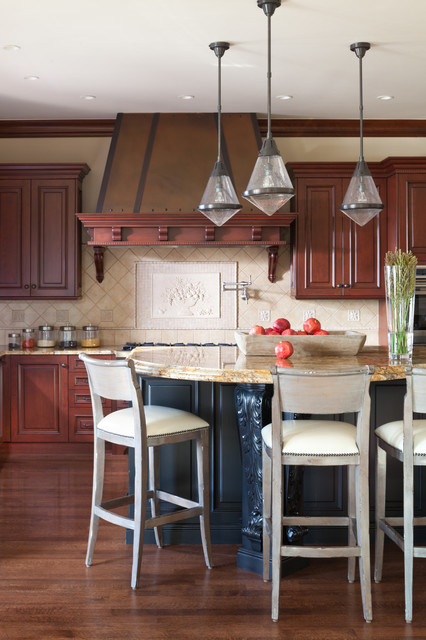 Refined Renovation Greenwood Village Co Traditional Kitchen