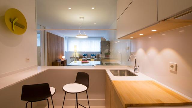 Cómo iluminar una cocina? Las claves según cuatro expertos