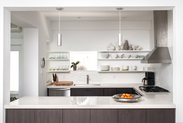 Regal Heights Transitional Kitchen Toronto By