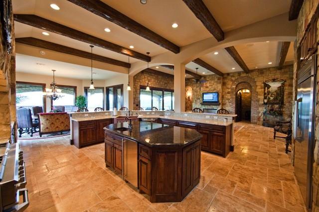 Regatta view mediterranean kitchen austin by jmc for Colorado kitchen designs llc