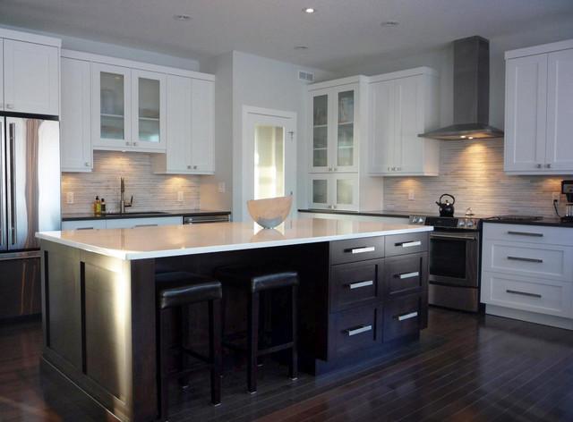 regina stone point custom home contemporary kitchen vancouver. beautiful ideas. Home Design Ideas