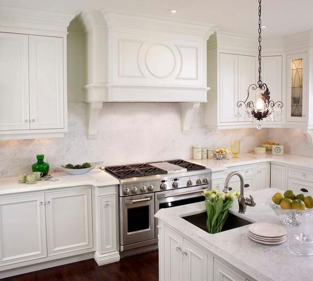 Regina Sturrock Design Classicism With a Twist - Traditional - Kitchen - toronto - by Regina ...