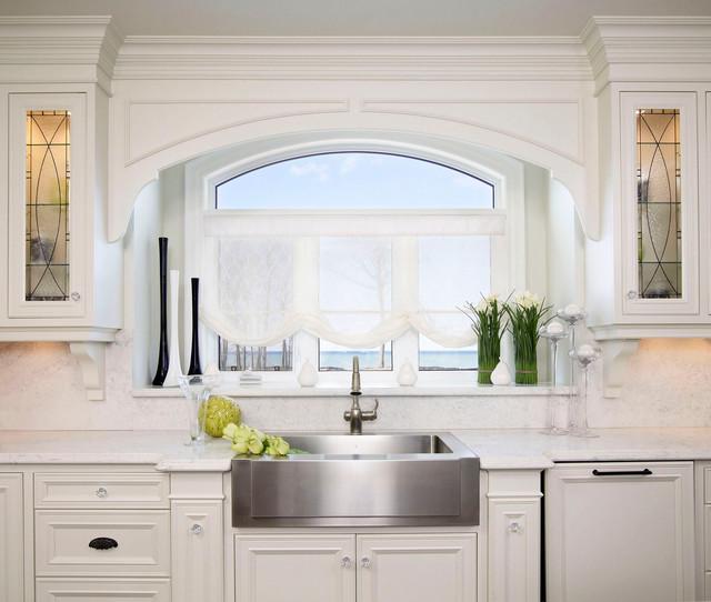 Regina Kitchen Cabinets: Regina Sturrock Design Classicism With A Twist