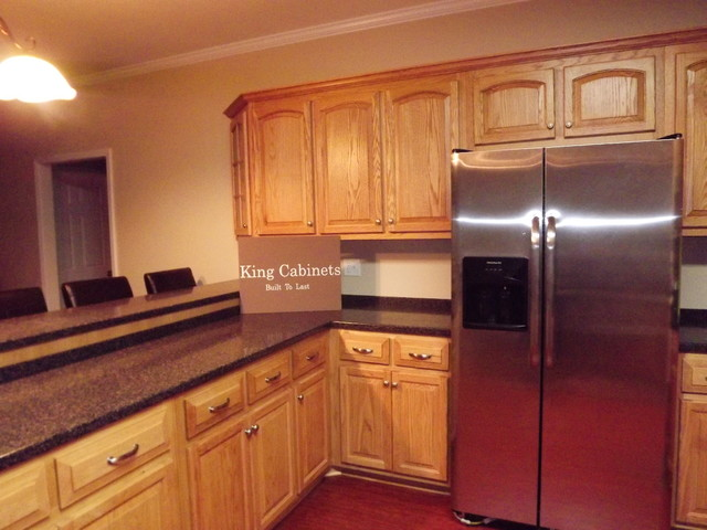 Reid Traditional Kitchen Other By King Cabinets