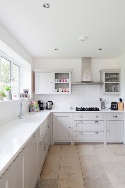 Kitchen Guide Where To Place Your, Kitchen Cabinets With Handles In The Middle