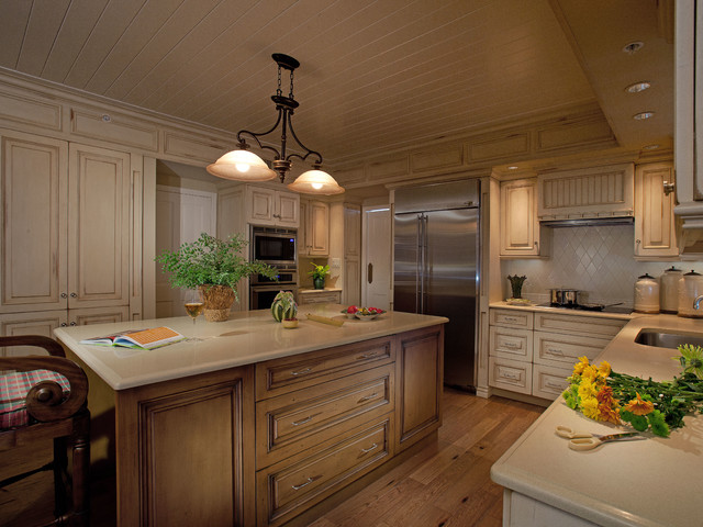 Ordinaire Reilly Traditional Kitchen