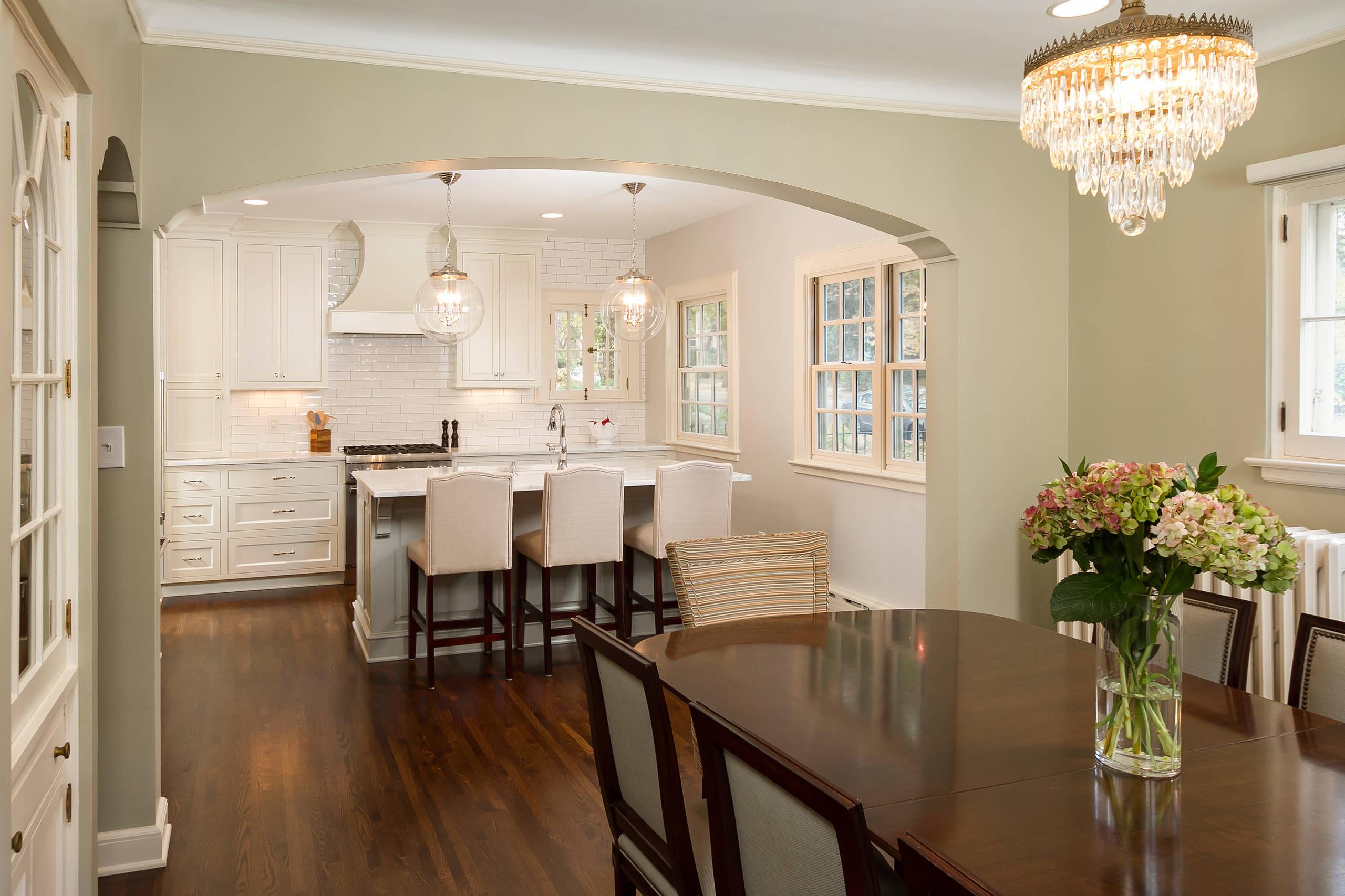 Reimagined Historic Fulton Kitchen