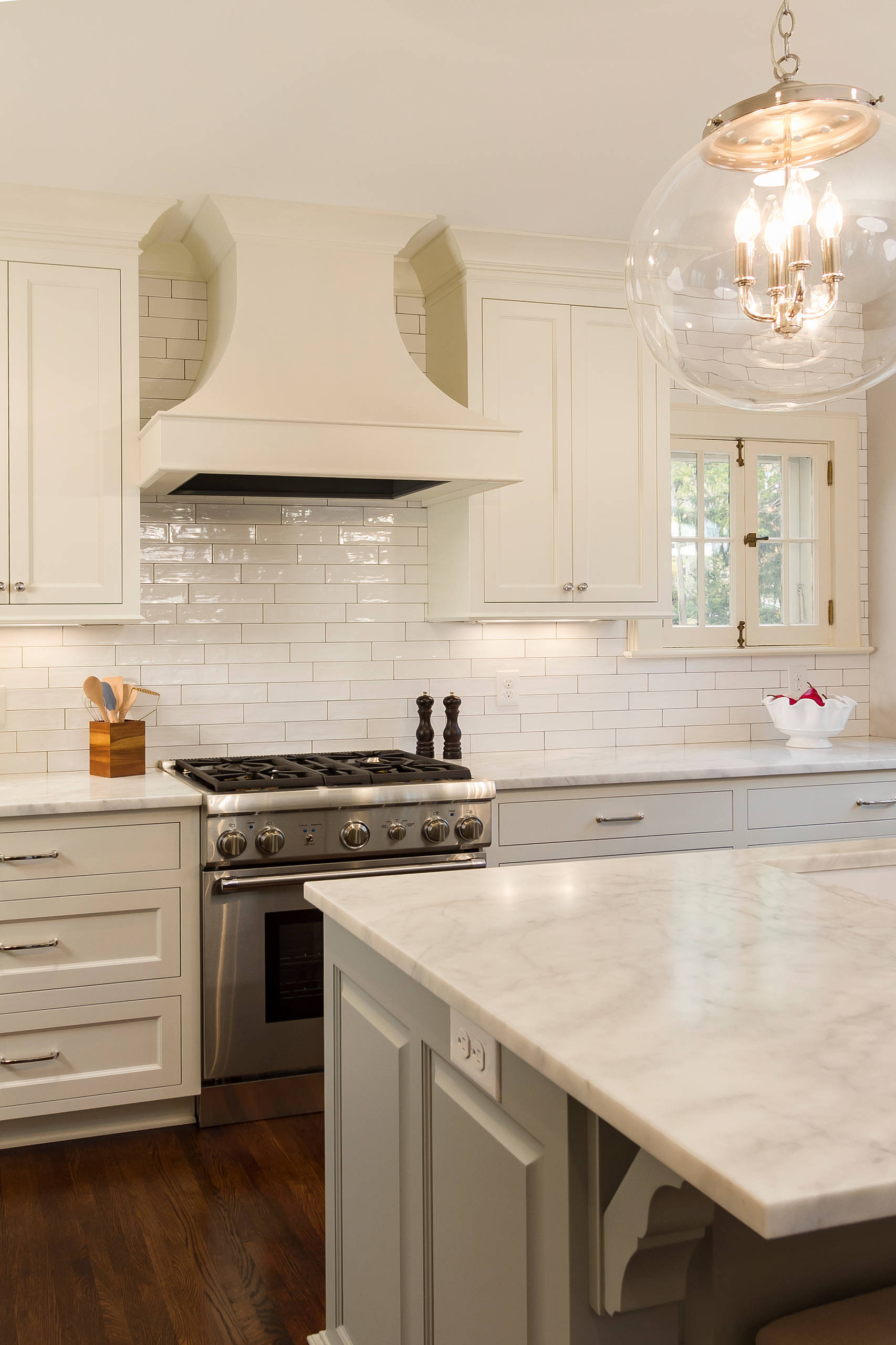 Reimagined Historic Fulton Kitchen