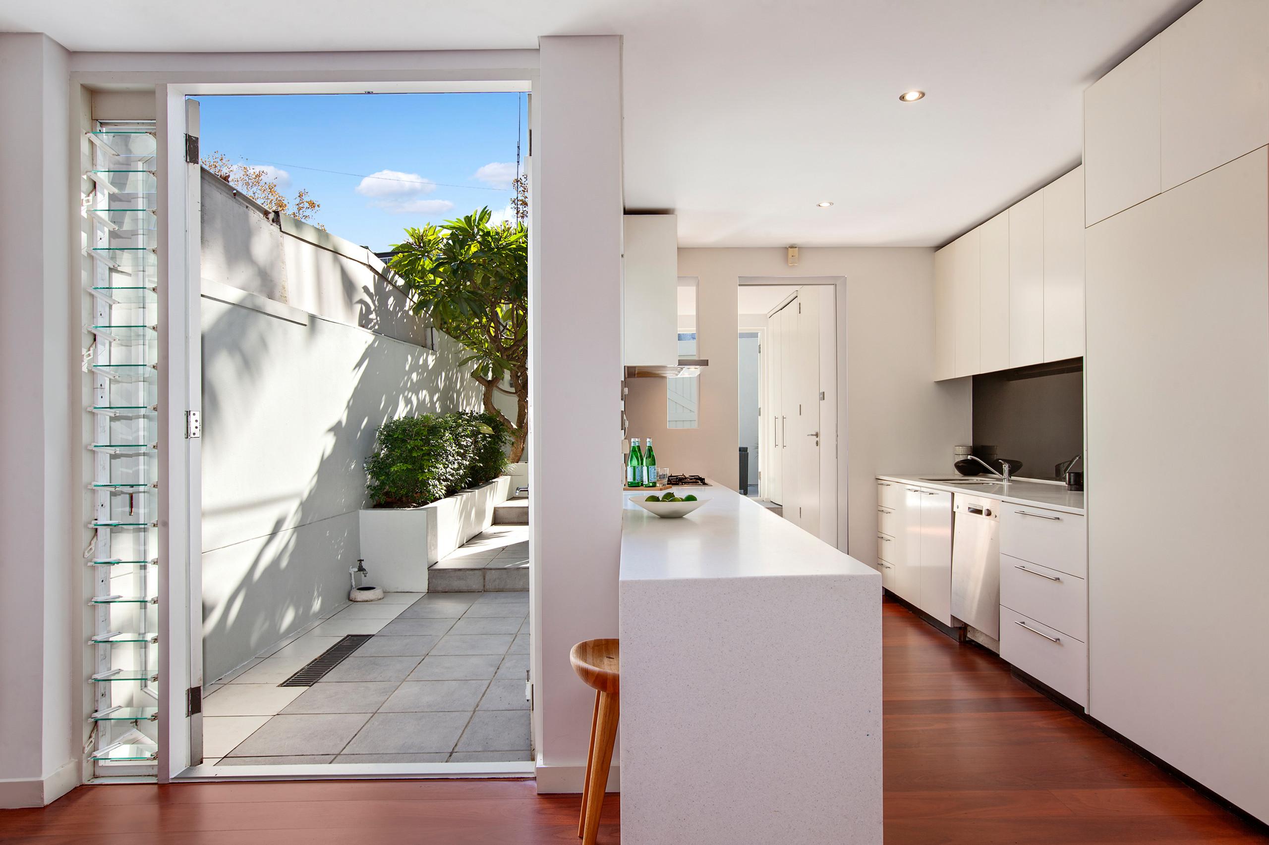 reimagined terrace