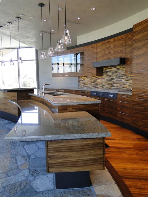 Reimert Residence Modern Kitchen Phoenix By David