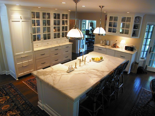 kitchen cabinets to ceiling home makeover 2 traditional kitchen 6422