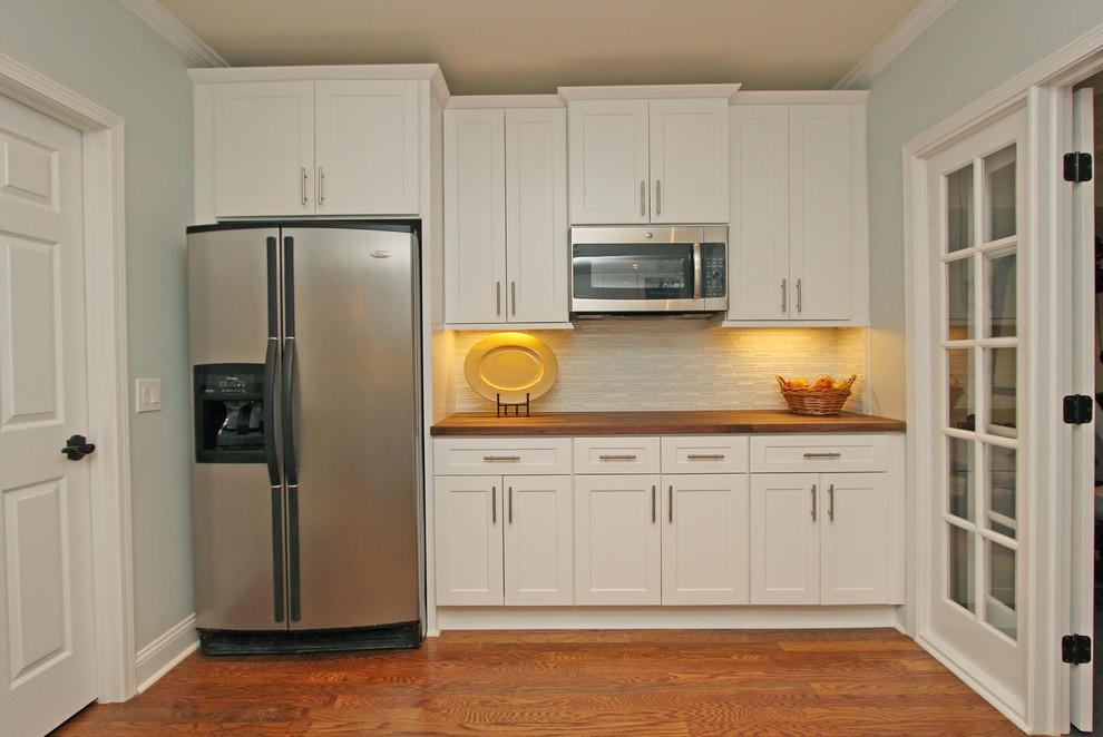 Remodel After Storm Damage - Traditional - Kitchen ...