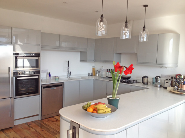 Remodel And Extension Of 1930s House In Redland Bristol
