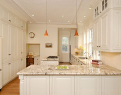 Remodel traditional kitchen