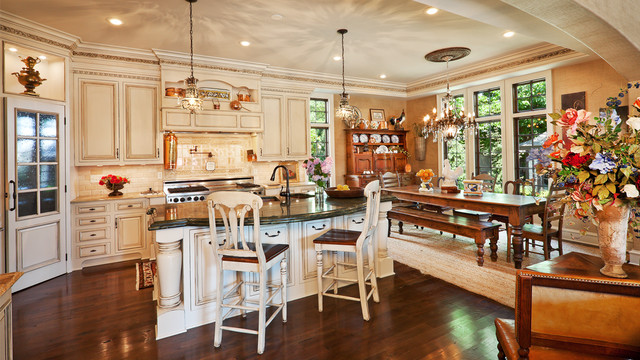 Remodel Of The Year Kansas City Home And Gardens Magazine Traditional Kitchen Kansas