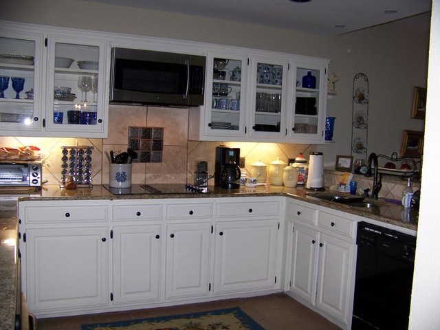 Remodel Plano eclectic-kitchen