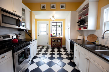 remodeled kitchen eclectic kitchen