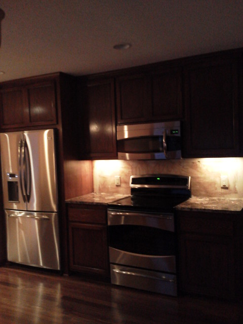 Remodeled Kitchen Family Maple Grove traditional-kitchen