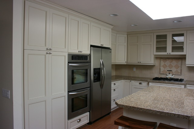 Remodeled Kitchen traditional-kitchen