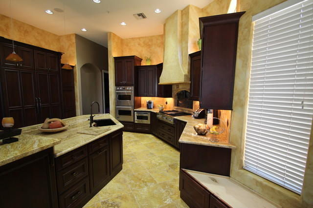 Remodeled Kitchens by Cook Remodeling transitional-kitchen