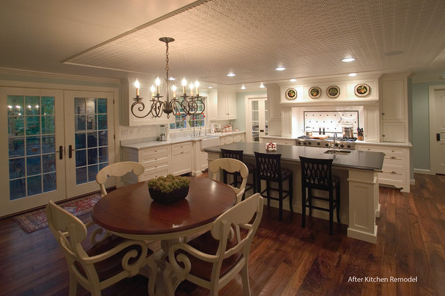 Remodeled Kitchens traditional-kitchen