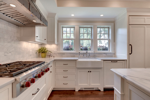 Remodelers Showcase Fall 2012 traditional-kitchen