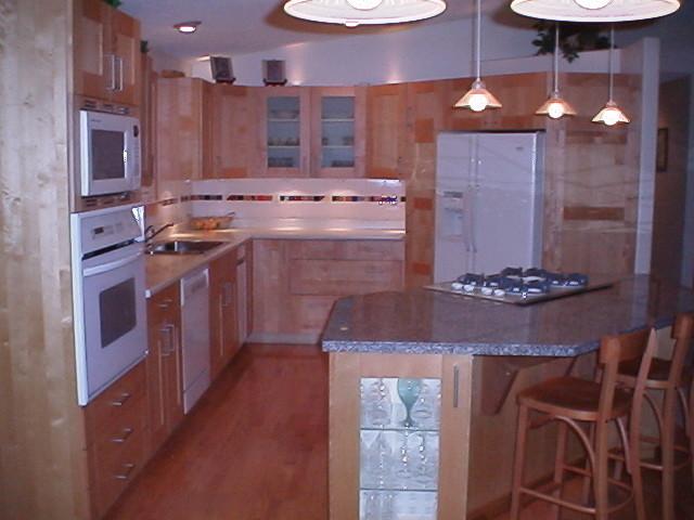 Remodeling modern-kitchen