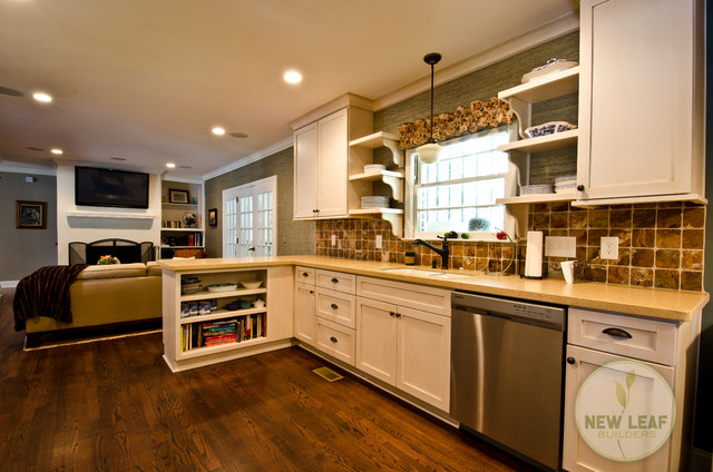 Remodeling Projects traditional-kitchen
