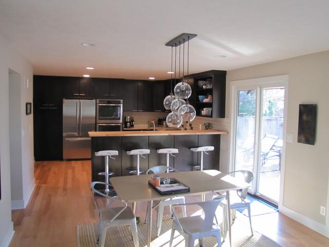 Remodels modern-kitchen