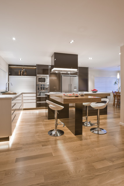 Remuera contemporary kitchen