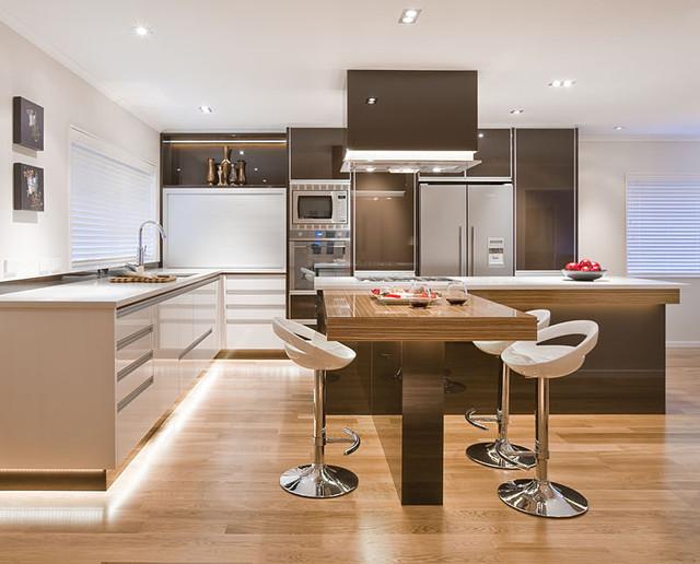 Remuera contemporary-kitchen